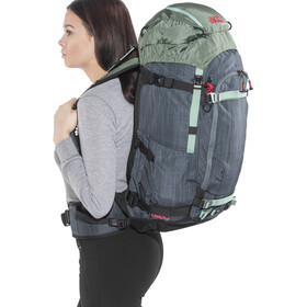 EVOC Patrol Backpack 40l heather slate/olive